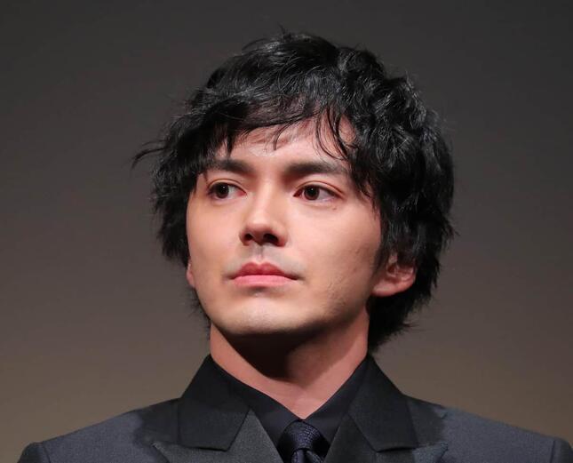 林遣都さん(写真:2020 TIFF/アフロ)
