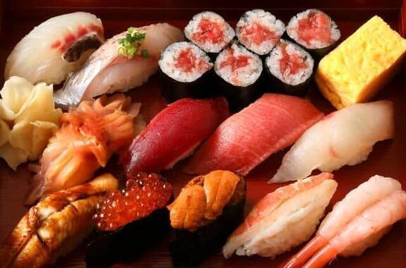 日本食と言えば寿司なのだが