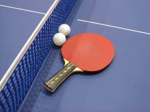 卓球混合ダブルスで快挙(写真はイメージ)