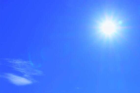 隣接する北九州市八幡西区では最高気温が33.1度だった(写真はイメージ)