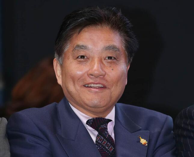 河村たかし市長(写真:YUTAKA/アフロスポーツ)