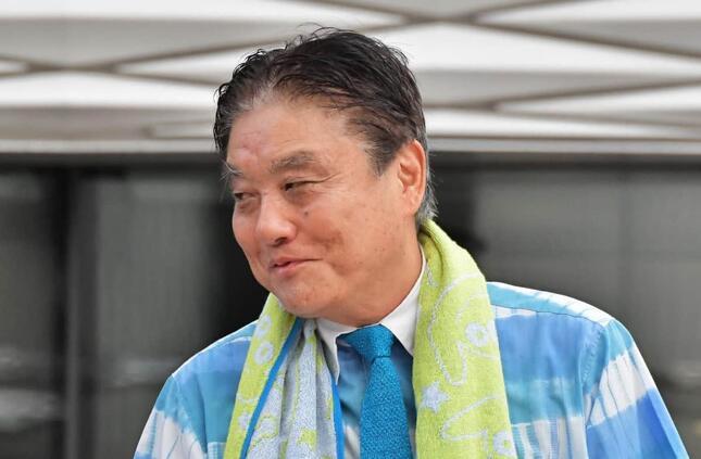 河村たかし市長(写真:アフロ)