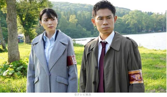 テレビ東京サイトの「新・信濃のコロンボ2」(テレ東リリ速)より