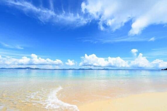 南国のような海に見えるというが…(写真はイメージ)