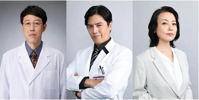 テレビ朝日の「Doctor-X~外科医・大門未知子~」番組サイトより