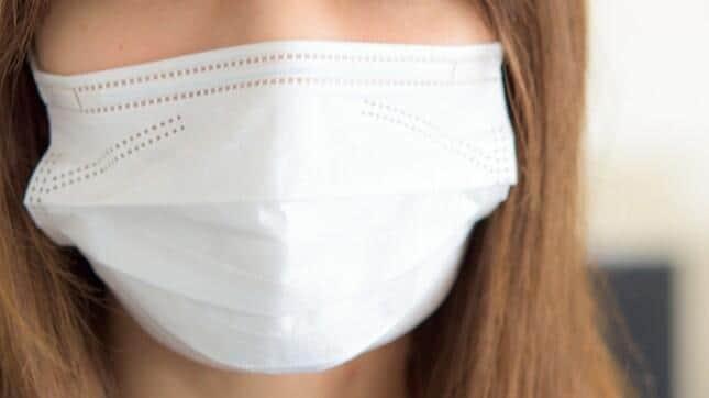 マスク着用法めぐり論議