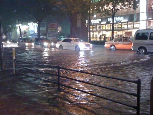 都内では23か所で漏水が発生(写真はイメージ)