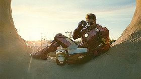 (C)2010 MVL Film Finance LLC. Iron Man, the Character: TM & (C)2010 Marvel Entertainment, LLC & subs. All Rights Reserved.