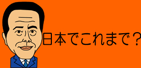 日本ではこれまで?