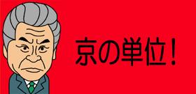 京の単位!
