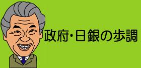 政府・日銀の歩調