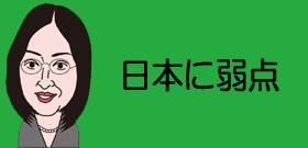 日本に弱点