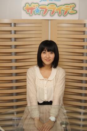 2012年5月、「J-CAST THE FRIDAY」に出演した仲谷明香