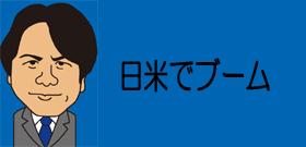 日米でブーム