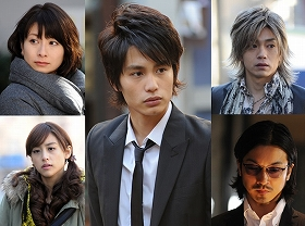 (C)2014『東京難民』製作委員会