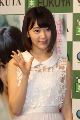 3日間の「断食ダイエット」に挑戦中のHKT48・宮脇咲良