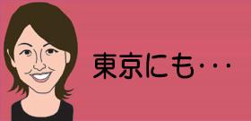 東京にも・・・