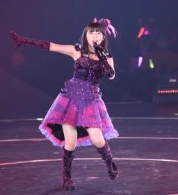 HKT48の田中美久(2016年2月撮影)
