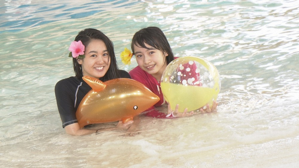 カナヅチの子どもが25メートル泳げるようになった!息継ぎは難しくない : J-CASTテレビウォ