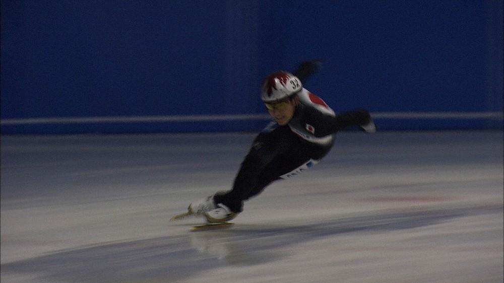 低迷続くスケート・ショートトラック界に新星 若干17歳でオリンピックの舞台に挑む