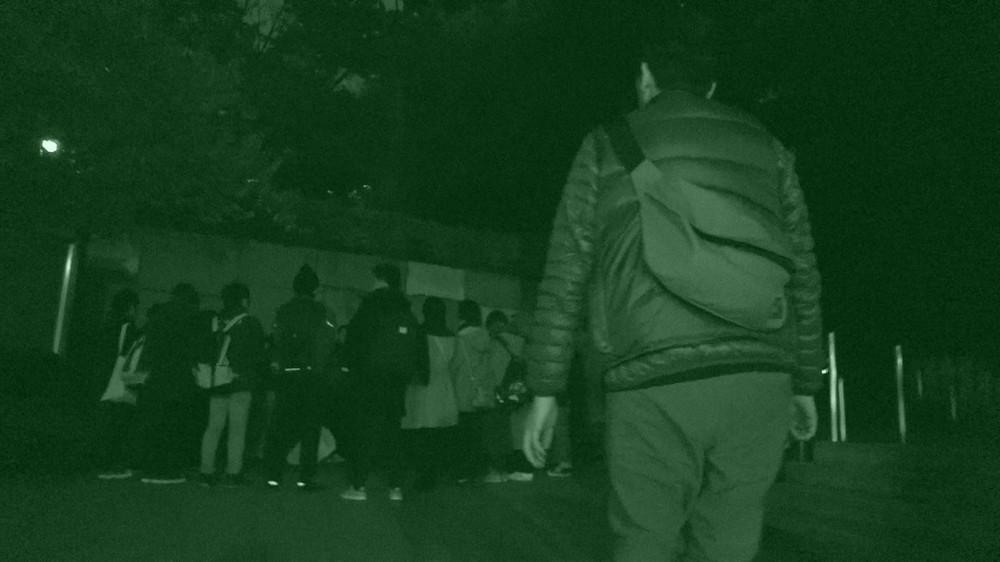 深夜に大勢で墓地を徘徊、参加希望者多数 イベントの目的とは?