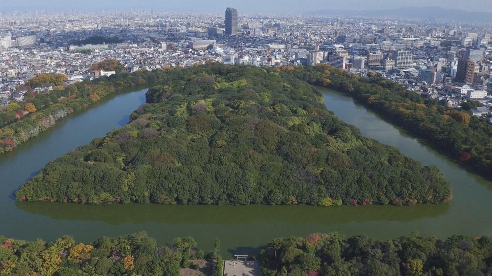 巨大古墳広がる大阪・堺 歴史を紐解き振り返る「日本初」の精神
