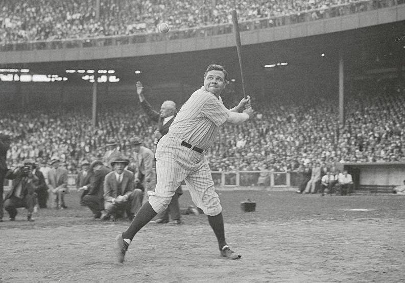 不良少年から「野球の神様」へ...ベーブ・ルースの人生を変えた「野球との出会い」
