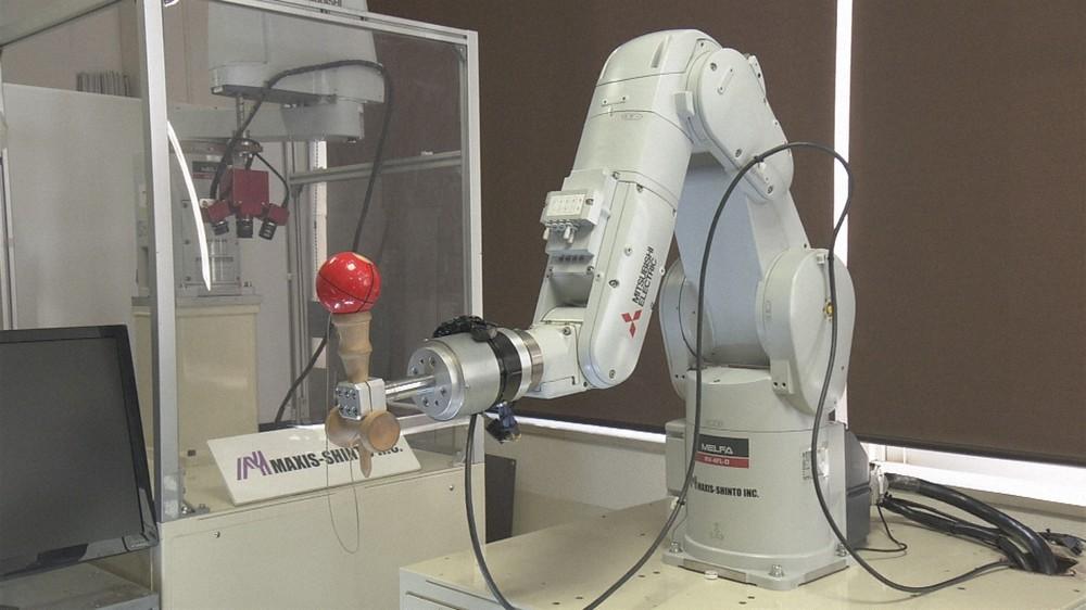 ロボットがけん玉に挑戦 人間を超えることはできるのか!?