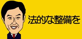 笠井:法的な整備を