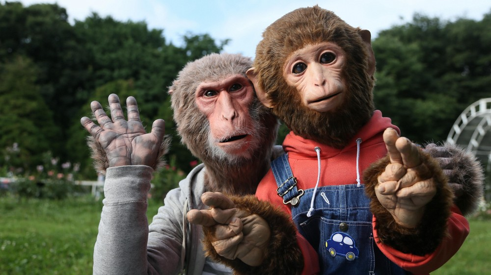 さるかに合戦の猿に、「殺カニ」容疑!? もしも昔話を訴訟にしたら...?
