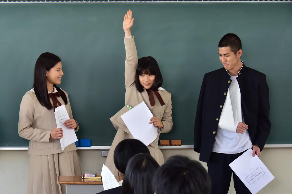まぶしい青春ムービー 喋らないで「語れる」芳根京子は貫録十分