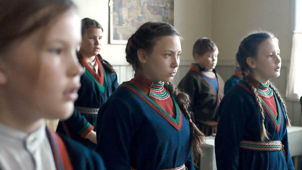 (c) 2016 NORDISK FILM PRODUCTION