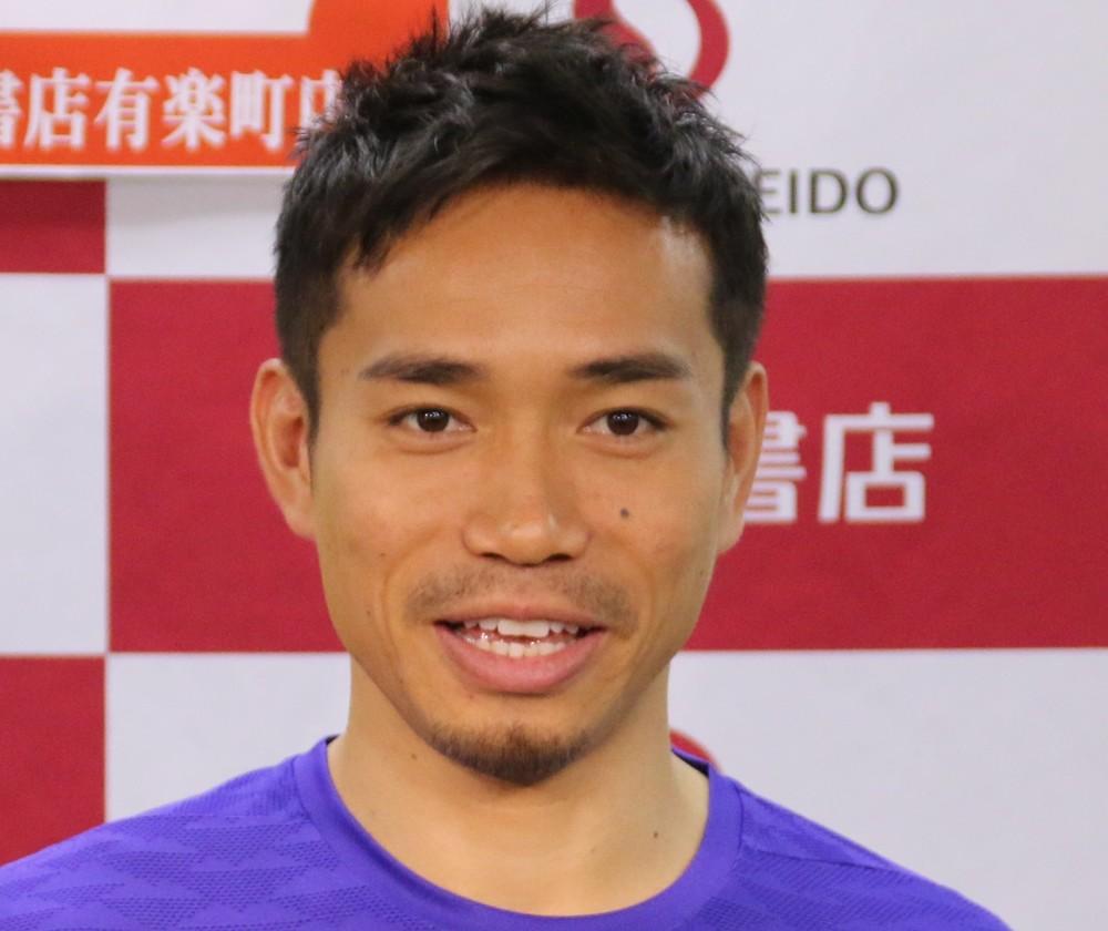 長友佑都「世界で闘える選手を輩出する」 サッカースクール運営に抱負
