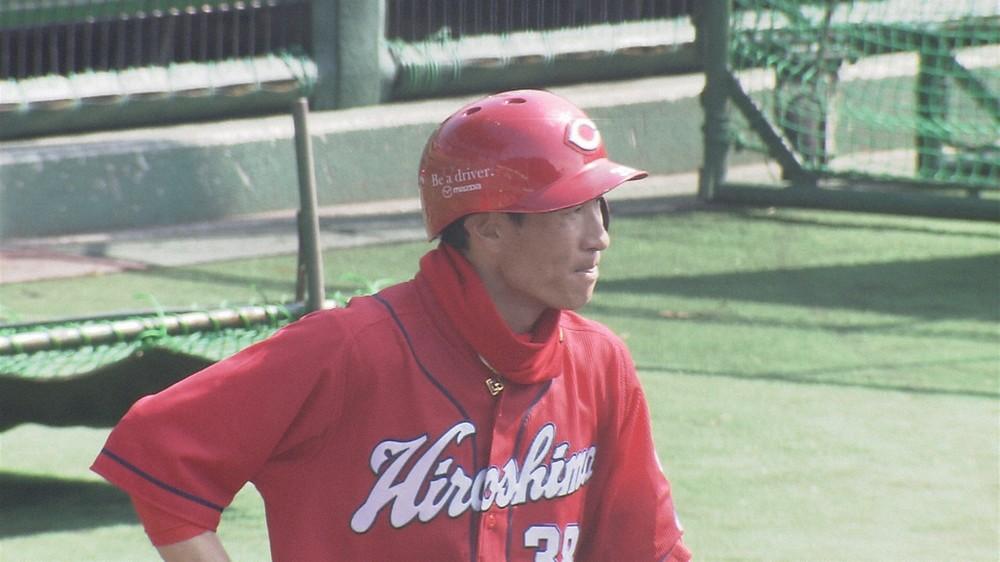 プロ野球・赤松真人選手に密着 胃がんステージ3乗り越え1軍復帰目指す