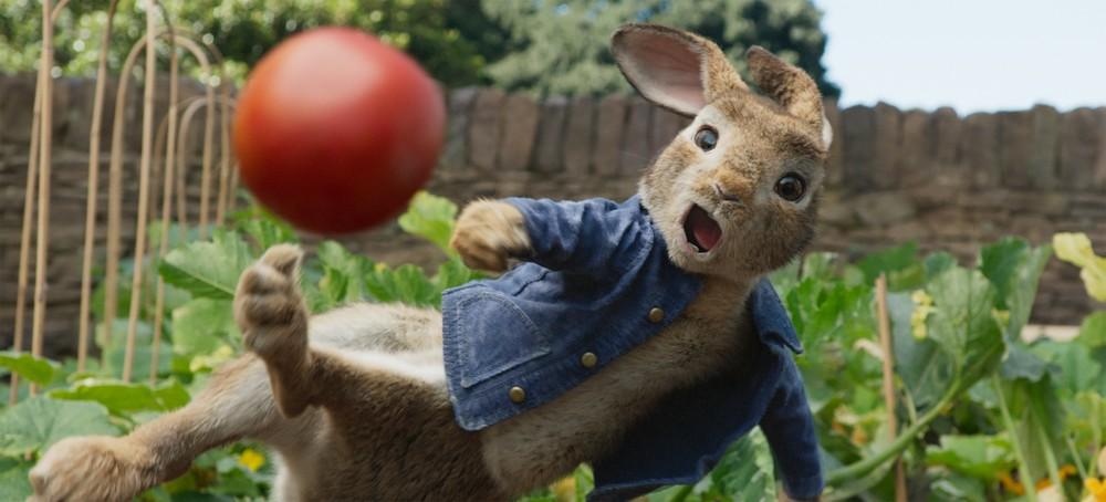 <ピーターラビット> ただの野ウサギじゃなかったピーター!ラップ・ダンスは上手だし、列車乗りついでロンドン見物