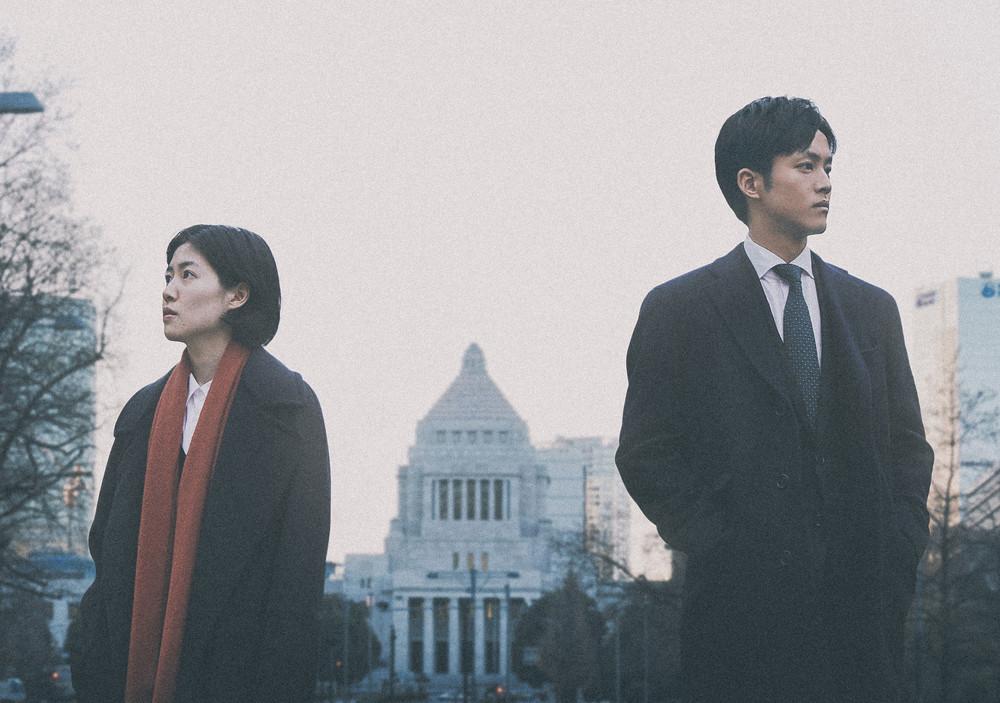 <新聞記者><br /> 大学設立の裏で動く利権、政治家の暗躍・・・加計学園疑惑モチーフに日本映画には珍しい政治告発もの