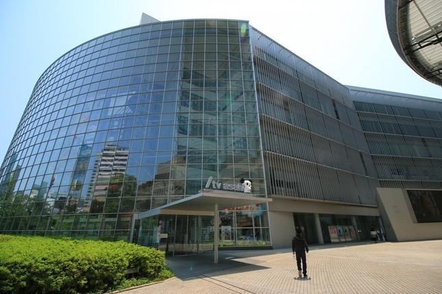 テレビ朝日本社(東京・六本木)