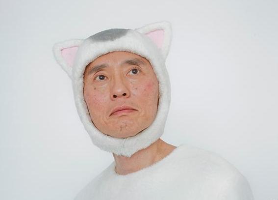 <ミニドラマ「きょうの猫村さん」>(テレビ東京系)<br/>実写化不可能とされていた猫村ねこさんを演じる松重豊がシュールすぎる