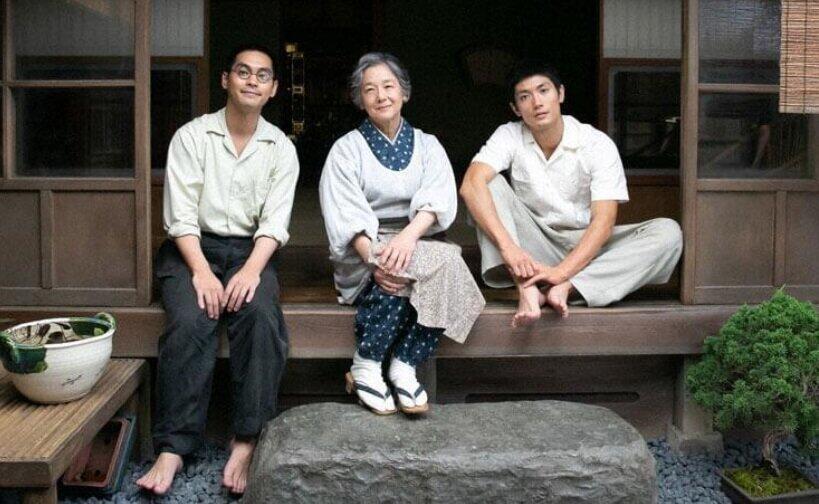 NHK『太陽の子』の特攻隊員役の三浦春馬。泣きそうになりながらも振り向かずに母・田中裕子のもとから立ち去る三浦の目の演技が秀逸だった。改めて彼の死を惜しむ