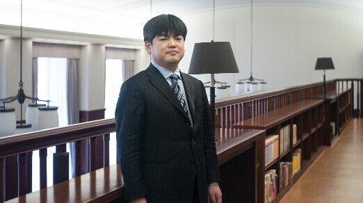 瀧本哲史さん(『NHKクローズアップ現代+』ホームページより)