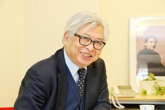 保坂正康氏