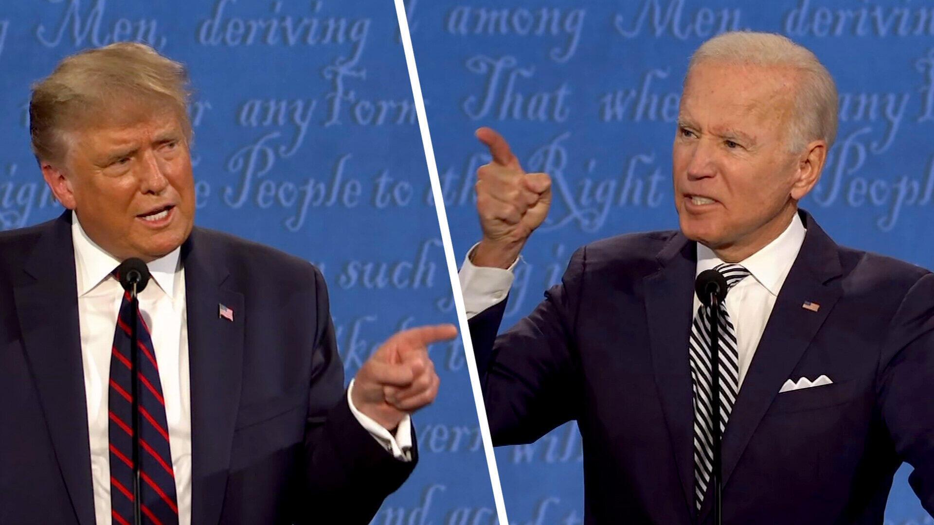 トランプVSバイデン...暴力の衝突、親子の断絶にまで発展した大統領選の大混乱!アメリカは海図のないまま漂流するのか?