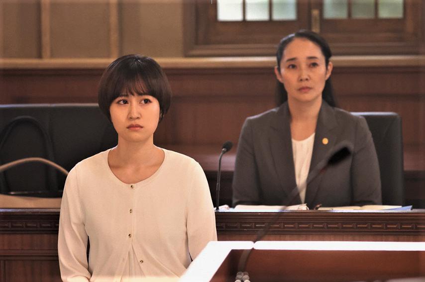 自分の子を虐待した罪に問われた前田敦子(フジテレビの公式サイトより)