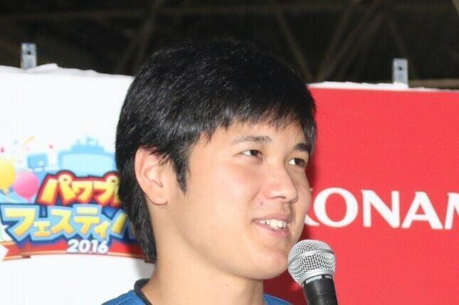 大谷翔平選手(編集部撮影)が快挙を成し遂げた。