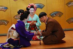 (c)2007 「舞妓Haaaan!!!」製作委員会
