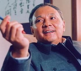「鄧小平」の主演・盧奇(ルーチー)。本物と見まごうばかりの「そっくりさん」で、30以上の映画作品で様々な鄧小平を演じてきた