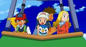 (C)Nintendo・Creatures・GAME FREAK・TV Tokyo・ShoPro・JR Kikaku (C)Pokemon (C)2007 ピカチュウプロジェクト
