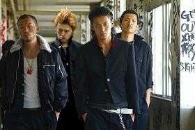 (C)2007髙橋ヒロシ/「クローズZERO」製作委員会