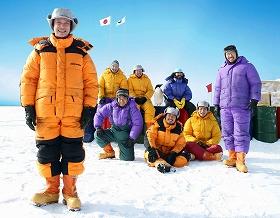 (C)2009『南極料理人』製作委員会