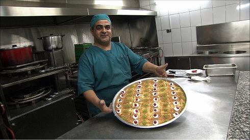 ヨルダン首都アンマンの料理人に「あんまんを作れ」妄想が生み出す奇跡の味